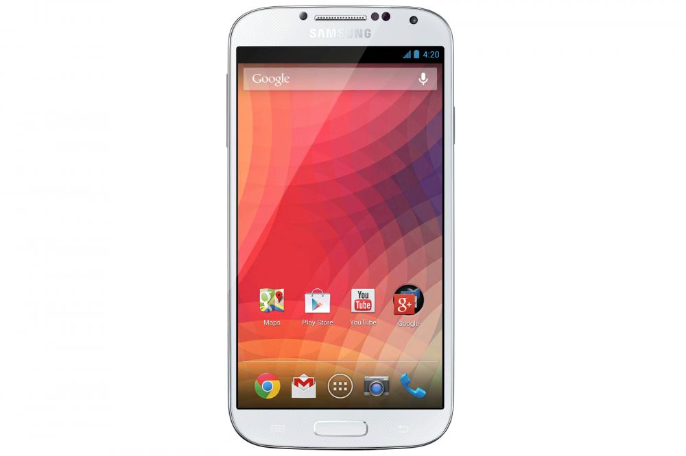 Με σκέτο Android το Samsung Galaxy S4