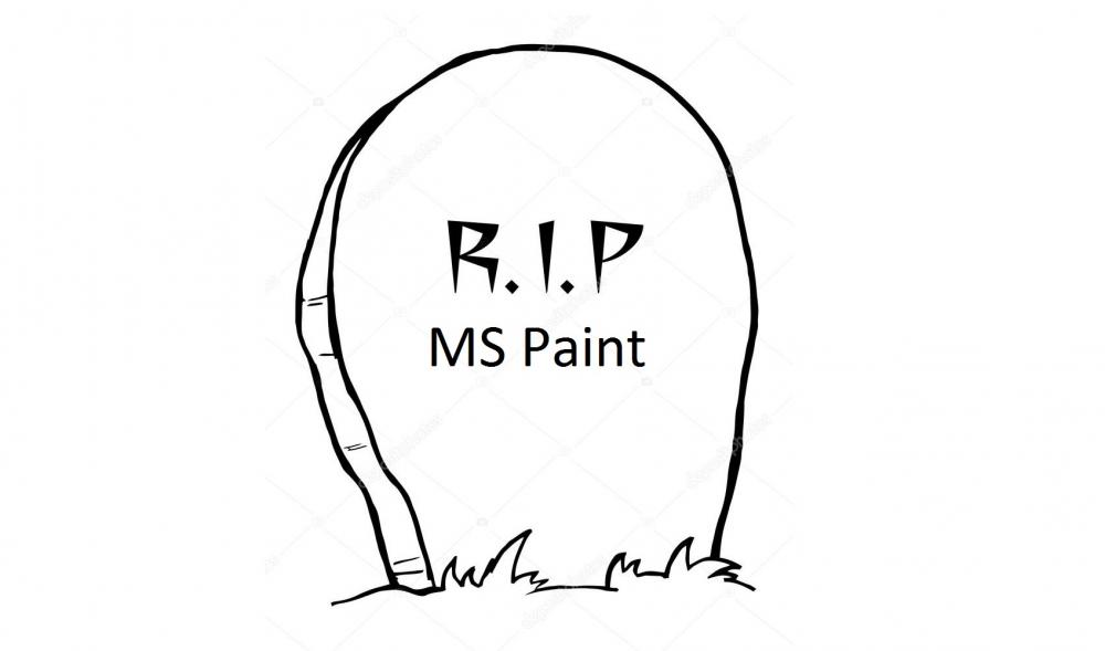 To Microsoft Paint και η δημιουργία περιεχομένου