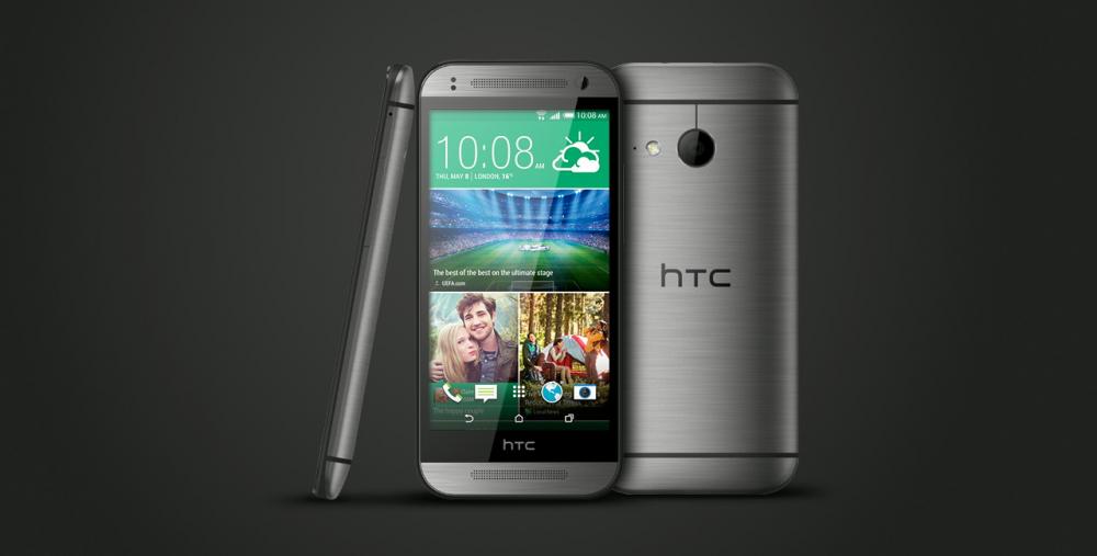 Ανακοινώθηκε το HTC One mini 2