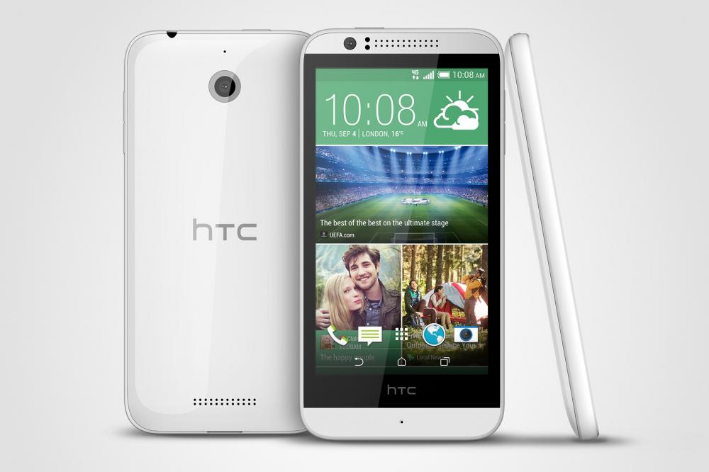 HTC Desire 510: 4G προσιτό σε όλους