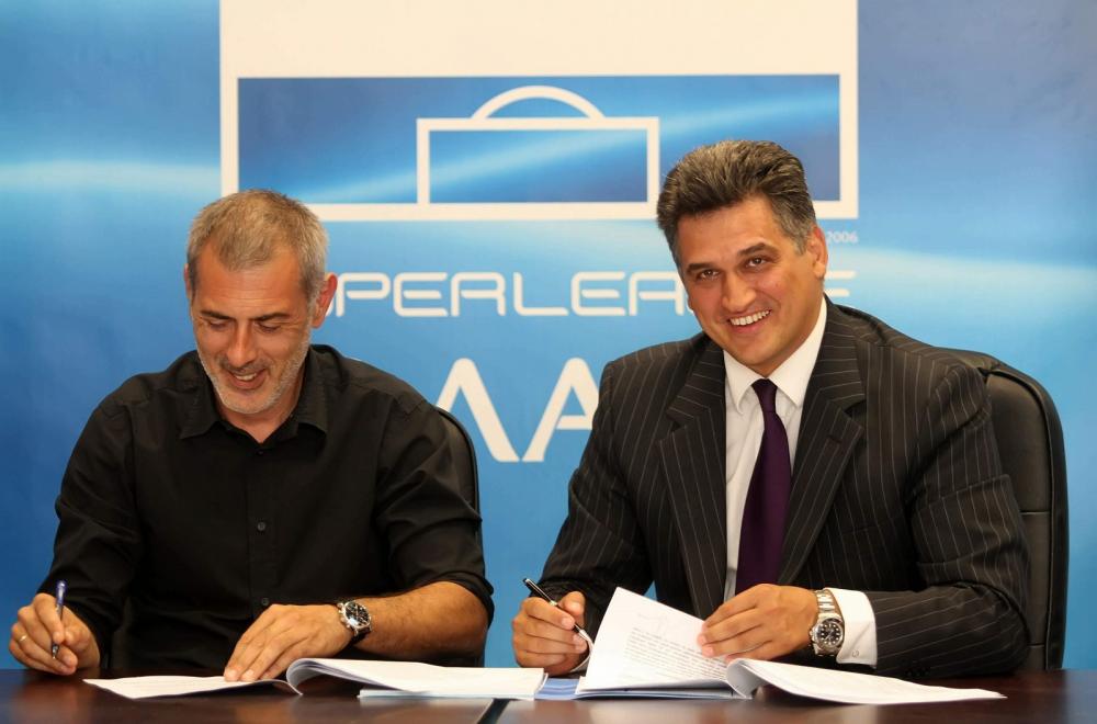 Το ελληνικό πρωτάθλημα στη Nova για τα επόμενα 4 χρόνια