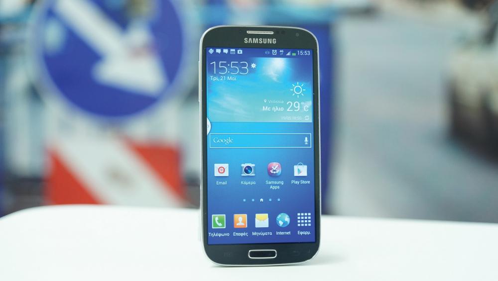 Νέο, ακόμα πιο γρήγορο, Samsung Galaxy S4