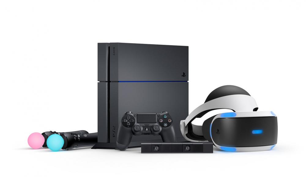 Τον Οκτώβριο το VR headset για το PlayStation