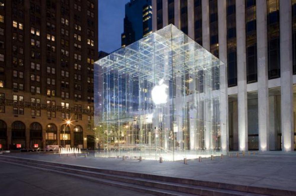 Πρασινίζει η Apple