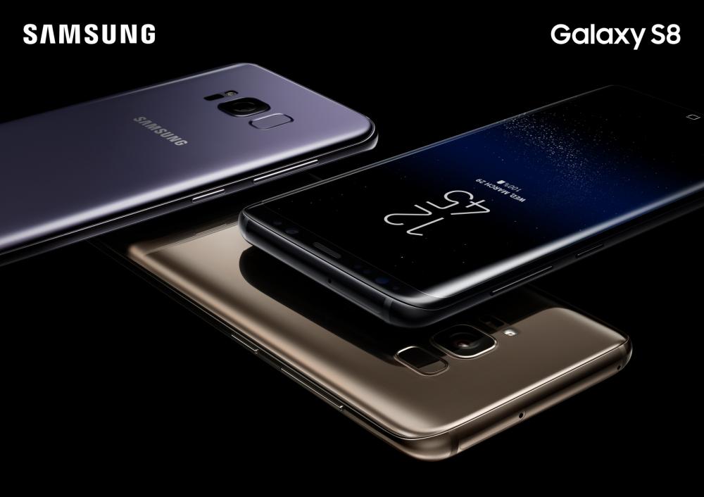 Ξεκίνησε η διάθεση του Samsung Galaxy S8 στην Ελλάδα
