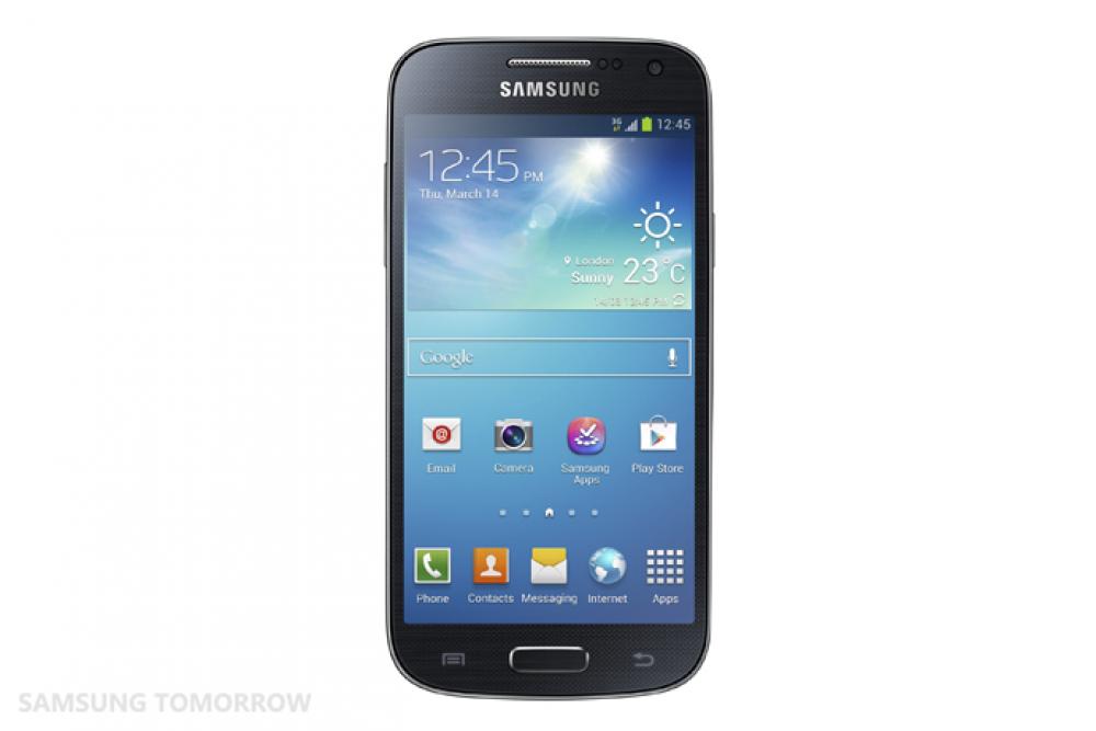 Ανακοινώθηκε το Galaxy S4 mini
