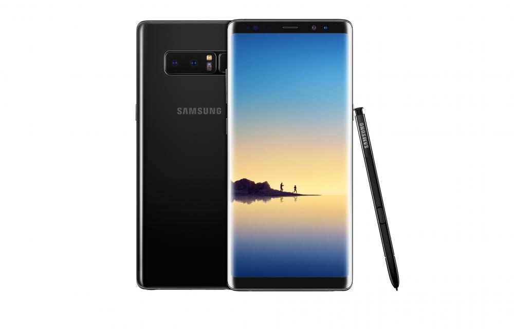 Επίσημα αποκαλυπτήρια για το Samsung Galaxy Note 8