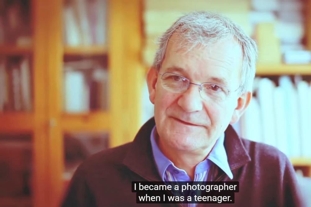 Ο Martin Parr το τιμώμενο πρόσωπο στα Sony World Photography Awards 2017