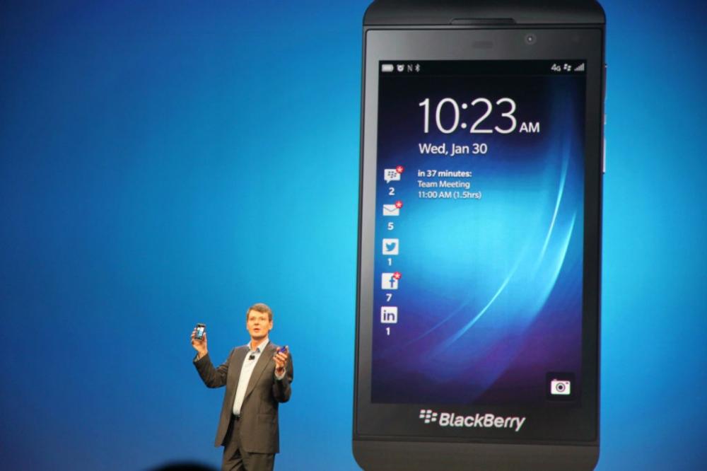 Blackberry: οι εκτιμήσεις των αναλυτών