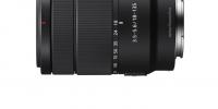 Νέος all around, E-mount, φακός 18-135mm από τη Sony