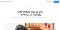 Το Google One και στην Ελλάδα!