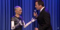 Sophia και Jimmy Fallon: ένα ετερόκλητο ντουέτο σε live ερμηνεία