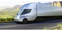 Tesla Semi: Αυτό-οδηγούμενο φορτηγό