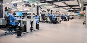 Νέο επισκευαστικό κέντρο 1.100τ.μ. από τη Γερμανός