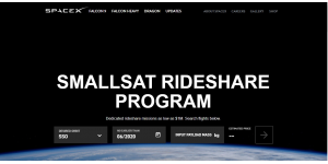 Θες να στείλεις δορυφόρο στο διάστημα; Κλείσε θέση online στην SpaceX