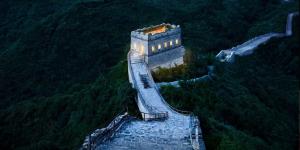 Μια νύχτα στο Σινικό Τείχος από την Airbnb