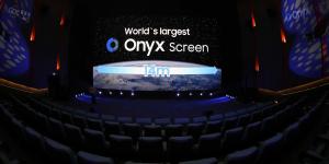 Samsung: αποκάλυψε τη μεγαλύτερη Onyx Cinema LED οθόνη στον κόσμο