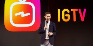 IGTV app: το Instagram κηρύσσει τον πόλεμο στο YouTube