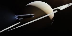 SpaceX: αυτό είναι το Starship με το οποίο θα κατακτήσουμε άλλους πλανήτες