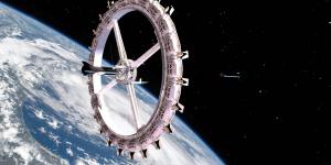 Ξενοδοχείο στο Διάστημα το 2027;