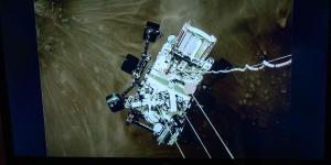 NASA: έδωσε στη δημοσιότητα πλάνα από την προσεδάφιση του Perseverance στον Άρη