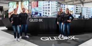 Αποκαλύφθηκε η σειρά Samsung QLED τηλεοράσεων για το 2019