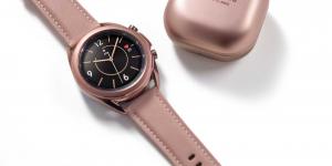 Samsung: ξεκινάει η διάθεση των Galaxy Watch3 και Galaxy Buds Live