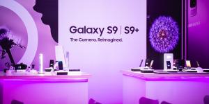 Σημαντικά υψηλότερες οι προπαραγγελίες του Samsung Galaxy S9 από το S8