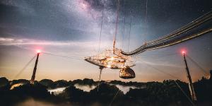 Τίτλοι τέλους για το ραδιοτηλεσκόπιο του Αρεσίμπο