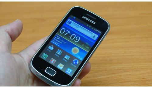 Samsung Galaxy mini2 review
