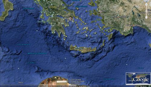 Ανεβάζω στο Google Earth φωτογραφίες