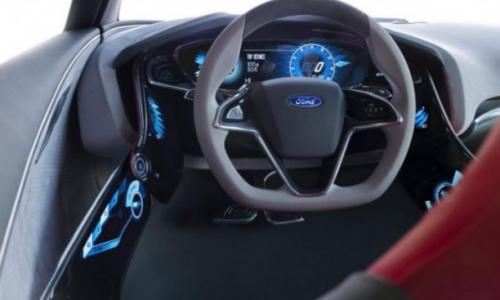 Το έξυπνο αυτοκίνητο της Ford