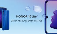Honor 10 Lite: ξεκινάει η διάθεσή του στην ελληνική αγορά