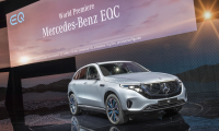 Μercedes EQC: το πρώτο ηλεκτρικό SUV της Mercedes
