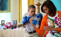 Το ζεύγος Ομπάμα στο Netflix