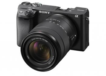 Παρουσιάστηκε η Sony α6400
