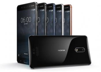 Επίσημο ντεμπούτο για τα κινητά Nokia