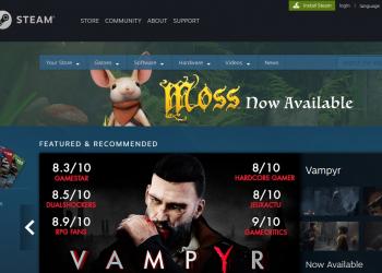 Valve: δε λογοκρίνουμε το Steam