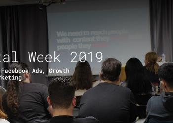 All Digital Week 2019: Μια πανευρωπαϊκή πρωτοβουλία στο κέντρο της Αθήνας