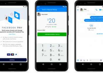 Facebook Pay: ξεκίνημα για το ψηφιακό πορτοφόλι του Facebook