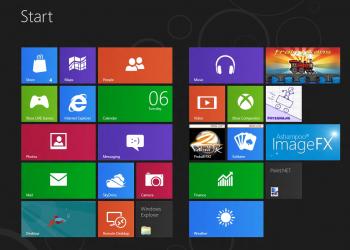 Windows 8 σε 3 εκδόσεις