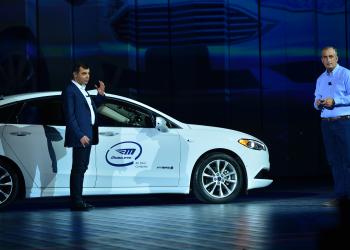 Intel: 2 εκατομμύρια αυτοκίνητα θα χρησιμοποιούν την τεχνολογία Mobileye