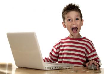 Από παιδί στο Internet