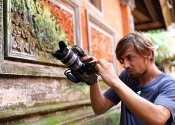 ΗD βιντεοκάμερα με δυνατότητα εναλλαγής φακών