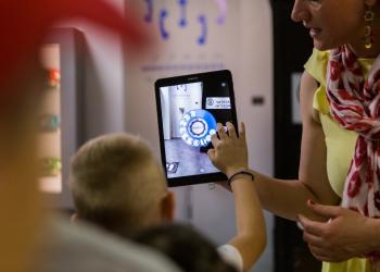 Διαδραστικές εμπειρίες στο Μουσείο Τηλεπικοινωνιών του Ομίλου ΟΤΕ