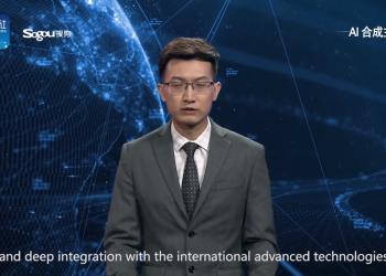 Δελτίο ειδήσεων από AI robot