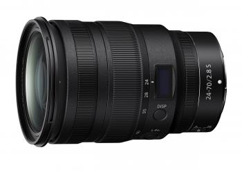 Nikon: Ξεκίνησε η κυκλοφορία του φακού NIKKOR Z 24-70mm f/2.8 S