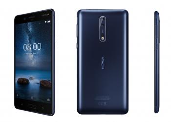 Τον Οκτώβριο στην Ελλάδα το Nokia 8