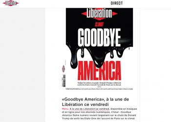 Αντίο Αμερική!