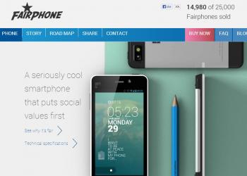 Έρχεται το Fairphone